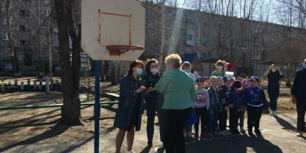 «День защиты детей» в МАДОУ «Детский сад комбинированного вида № 25» АГО